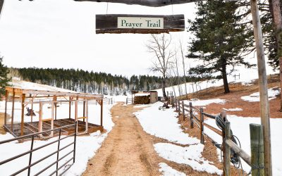 prayer trail